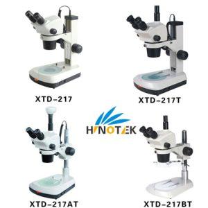 XTD-217T Zoom Stereo Microscope