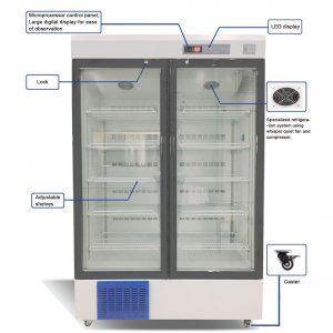 2°C~8°C Freezer