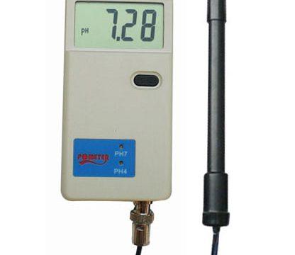Add more ph meter