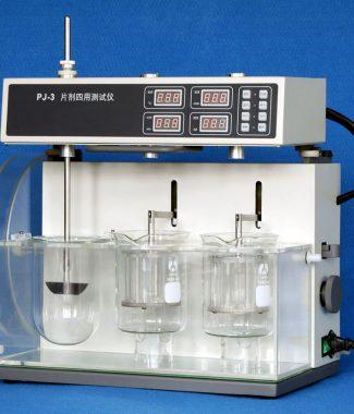 PJ-3 TABLET FOUR-USAGE TESTER