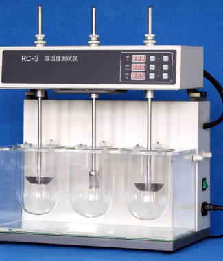RC-3 DISSOLUTION TESTER