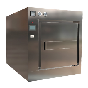 PULSE VACUUM AUTOCLAVE (MOTOR-DRIVEN DOOR)