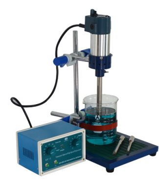 GF-1 Timed and Adjusted High Speed Dispersator (Internally Tangent Homogenizer)