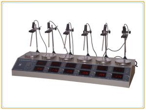 Hj-6A Thermostatic Magnetic Hotplate Stirrer/Electric Mixer, Hj-6, Hj-^B