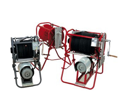 JC-1A Manual Winch