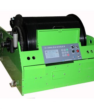 JC-2000A Automatic Drain Winch