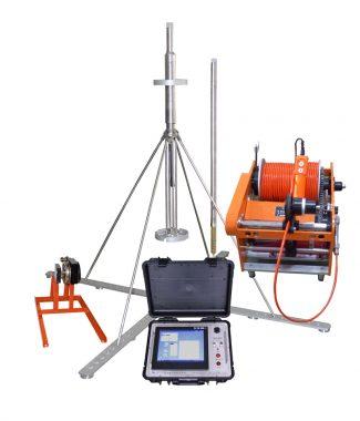 JJC-1EG Concrete Bored Pile Detecting System (IPC)
