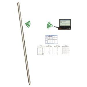 JTL-40FR Wireless High Precision Fiber Optic Gyroscope Inclinometer