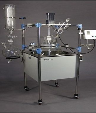 Multi-function Glass Reactor