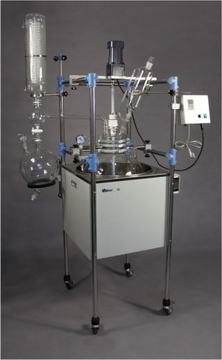 50L Multifunction Glass Reactor-MR-S50