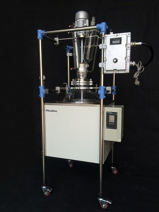 50L EX Proof Multifunction Glass Reactor-MR-S50EX