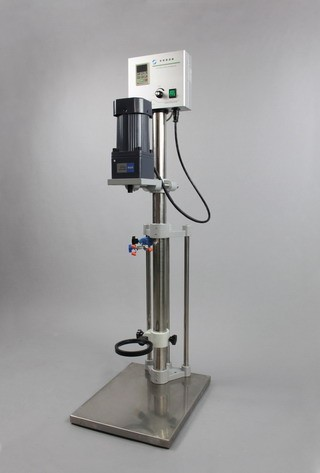 120W Digital Overhead Stirrer-S-L120G