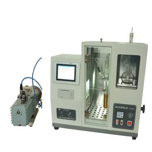 SYD-0165B Semi-automatic Vacuum Distillation Apparatus