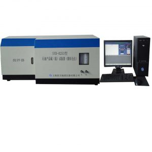 SYD-0253 Sulfur and Chlorine Analyzer