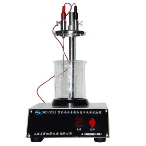 SYD-0653 Emulsified Asphalt Particle Charge Tester