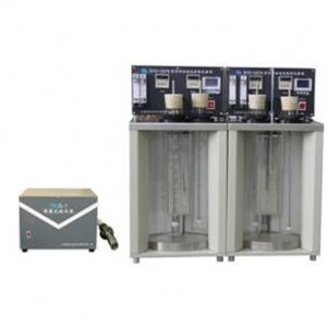 SYD-12579 Foaming Characteristic Tester