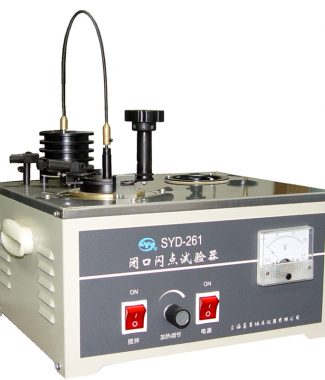SYD-261 Pensky-Martens Closed-Cup Flash Point Tester