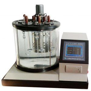 SYD-265C-3 Kinematic viscosity / Reverse-flow viscosity / Viscosity index Tester