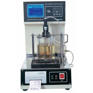 SYD-2806G Automatic Softening Point Tester