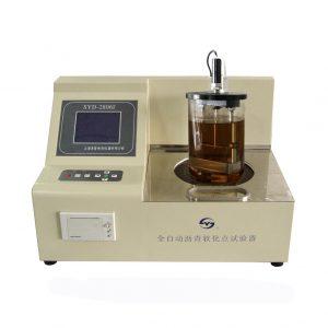 SYD-2806I Fully-automatic Asphalt Softening Point Tester