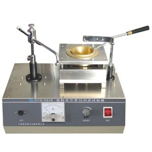 SYD-3536 Cleveland Open-Cup Flash Point Tester