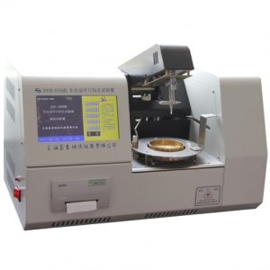 SYD-3536D Fully-automatic Cleveland Open-Cup Flash Point Tester