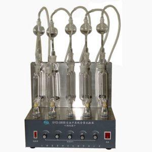 SYD-380B Sulfur Content Tester (Lamp method)