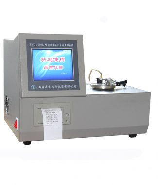 SYD-5208D Rapid Equilibrium Closed Up Flash Point Tester